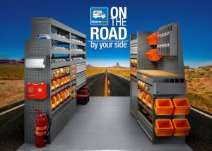 Allestimenti per furgoni, soluzioni di allestimento speciali per furgoni