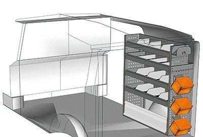 Fahrzeugeinrichtungen für Vito VT 1012 29