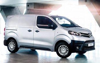 Aménagements véhicules utilitaires Toyota Proace