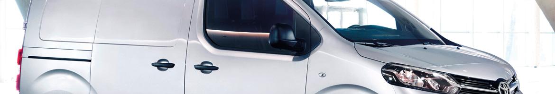Fahrzeugeinrichtungen für Toyota Proace