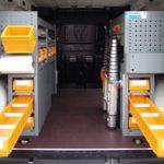Equipamientos furgonetas Fiat Doblo