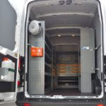 Ford Commercial Van Equipment
