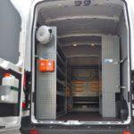 Allestimento furgoni per Ford Transit