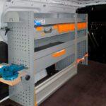 Allestimento furgoni per Ford Transit Connect