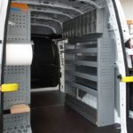 Ford Transit Custom Commercial Van Equipment