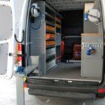 Allestimenti furgoni per Mercedes-Benz Sprinter
