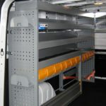Equipamientos furgonetas Nissan NV300