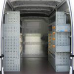 Equipamientos furgonetas Nissan NV400