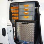 Aménagements Véhicule Utilitaire Opel Combo