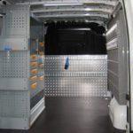 Commercial Van Equipment Opel Movano