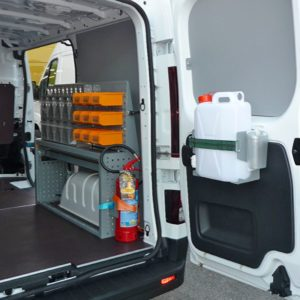 Allestimenti furgoni per Opel Vivaro