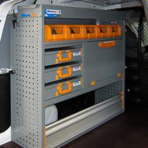 Commercial Van Equipment Peugeot Partner