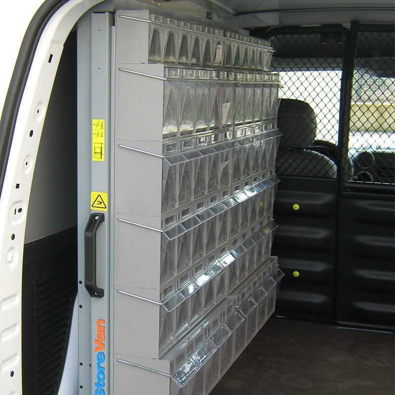 allestimento furgoni citro n store van. Black Bedroom Furniture Sets. Home Design Ideas