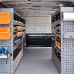 Allestimento furgoni per Fiat Talento