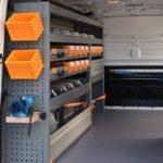 Zabudowy samochodów serwisowych Fiat Talento