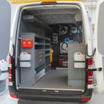 Mercedes-Benz Sprinter Commercial Van Equipments