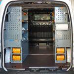 Allestimento furgoni per Nissan NV200