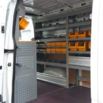 Allestimento furgoni per Nissan NV400