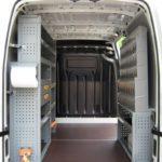 Zabudowy samochodów serwisowych Nissan NV400