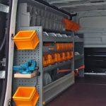 Commercial Van Equipment Opel Vivaro
