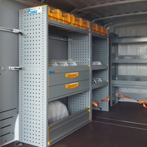 Commercial Van Equipment Peugeot Boxer