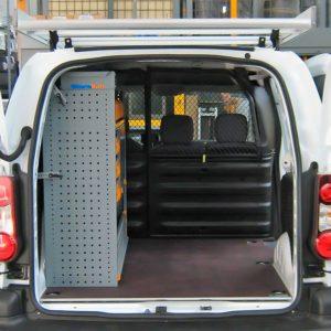 Commercial Van Equipment Peugeot Parter