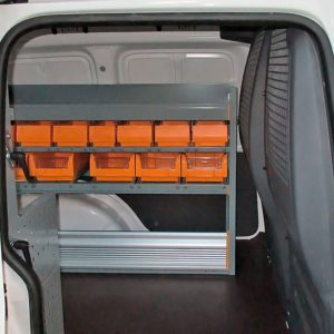 Volkswagen Commercial Van Equipment.