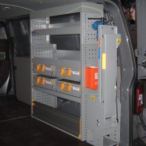 Fahrzeugeinrichtungen Volkswagen Transporter