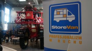 AGRO-SHOW racking systems for service cars by StoreVan