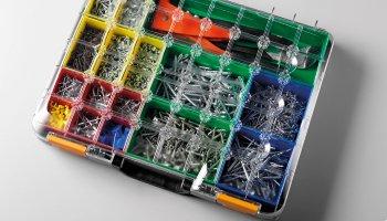 Beispiele für Koffer. Teilern serie 080