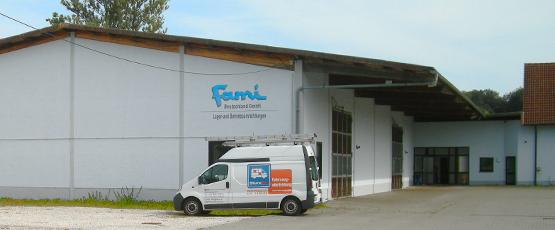 Allestimento furgoni in Germania - Filiale Store Van