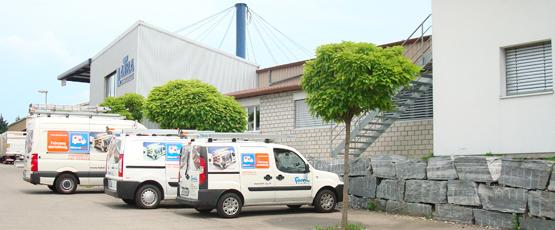 Wyposażenie Samochodów Serwisowych Szwajcaria - Gałąź StoreVan
