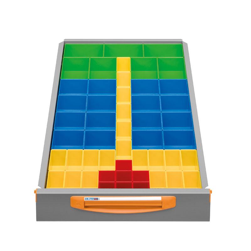 Cassettiere E Contenitori Di Plastica.Contenitori E Divisori Per Valigie E Cassetti Store Van