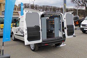 Van Equipments TARBUD 2017