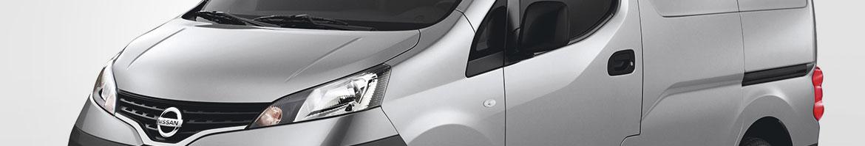 Allestimento Furgoni Nissan NV200