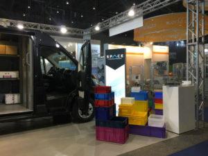 Allestimento furgoni POST-EXPO 2017