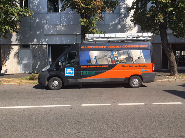 Officina mobile Lombardia