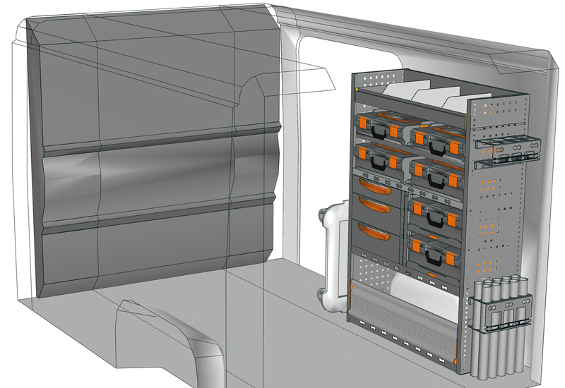 Aménagement Jumper DU-1014-M1