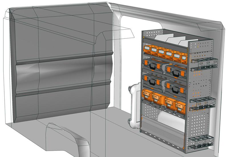 Aménagement Jumper DU-1014-M3