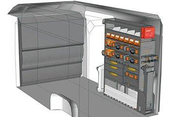 Fahrzeugeinrichtungen Ducato DU-1217-M1