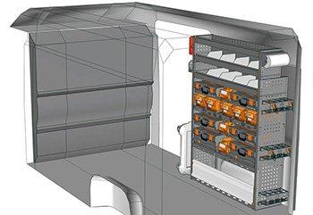 Fahrzeugeinrichtungen Ducato DU-1217-M2