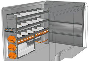 Equipamiento furgoni Ducato L1 H1 / CH1 DU-2014-02