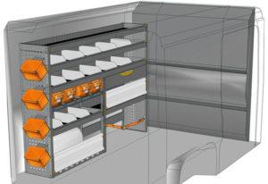 Equipamiento furgoni Ducato L1 H1 / CH1 DU-2014-07