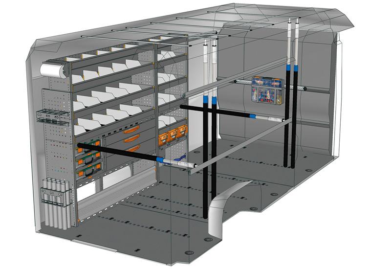 Aménagement Jumper Professional DU-L5H2 P1