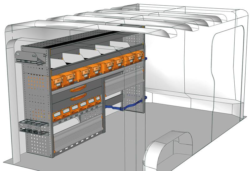 Przykładowa zabudowa do Vivaro TA-2012-P2