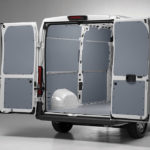 Van panelling for vans and commercial vehicles