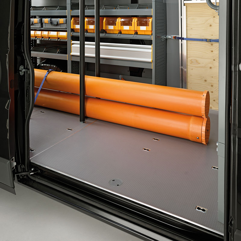 Pianale per furgone safety-floor