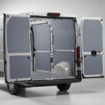 Revêtement intérieur pour fourgons Store Van