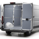 Panels and interior coverings for vans