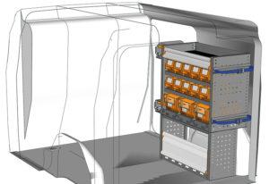 Przykładowa zabudowa do Combo DO-0710-P1